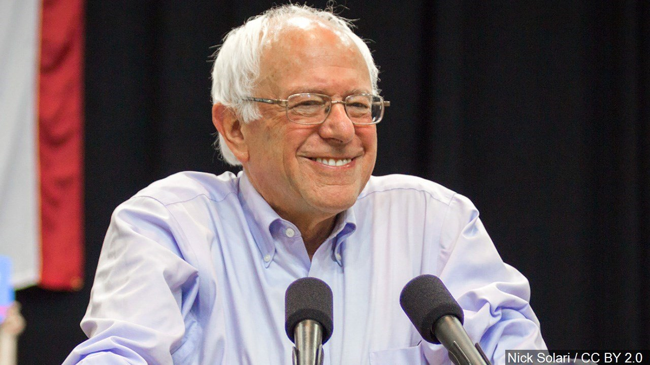 Senator Bernie Sanders. (Photo: Nick Solari / CC BY 2.0)