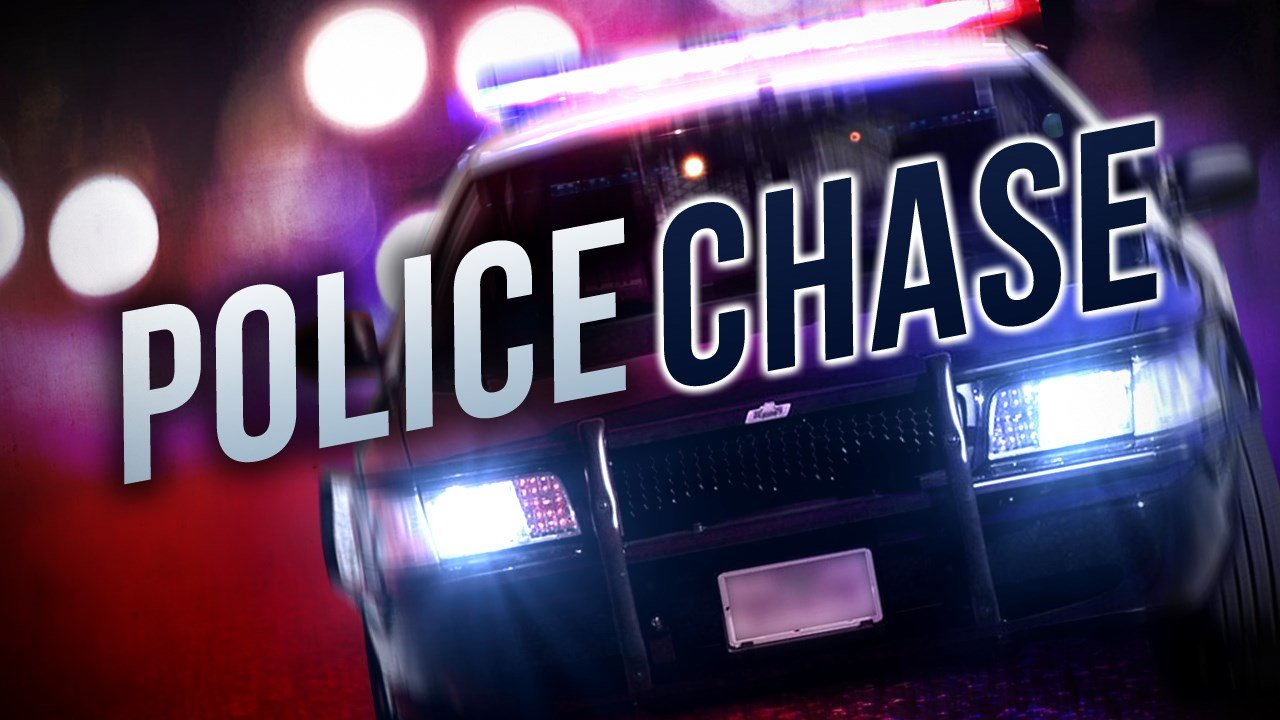 6 hospitalized in multi-vehicle crash following police chase