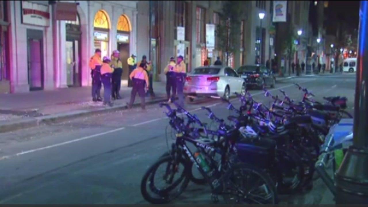 Flash mob attacks in Philadelphia send 4 to hospital