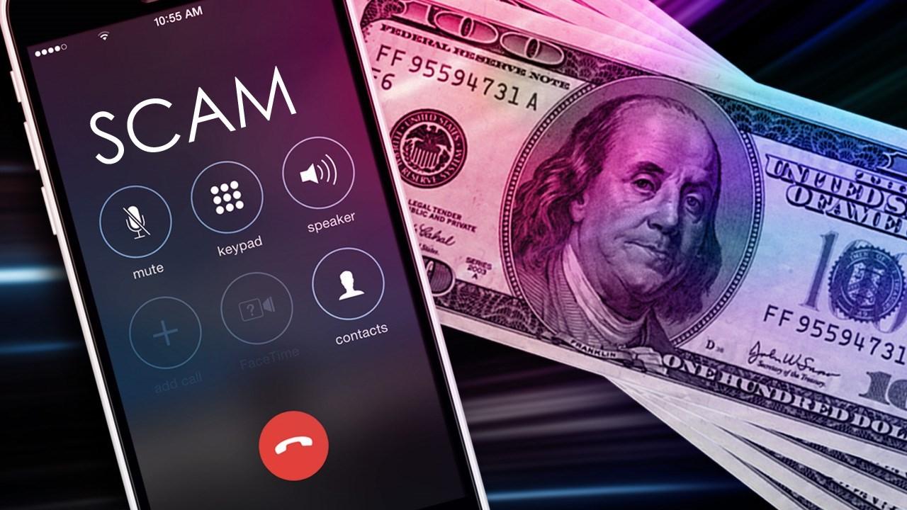 Scam calls.