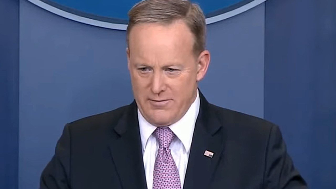 Sean Spicer Resigns