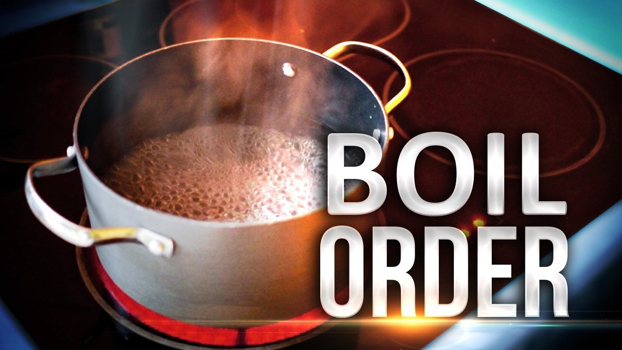 The City of Mathis issued a water boil order for all residents on Saturday.