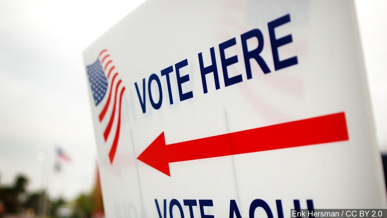 Voter registration deadline ahead of June primaries
