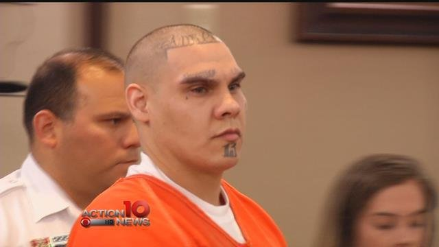 Joseph Tejeda, charged in murder of Breanna Wood.