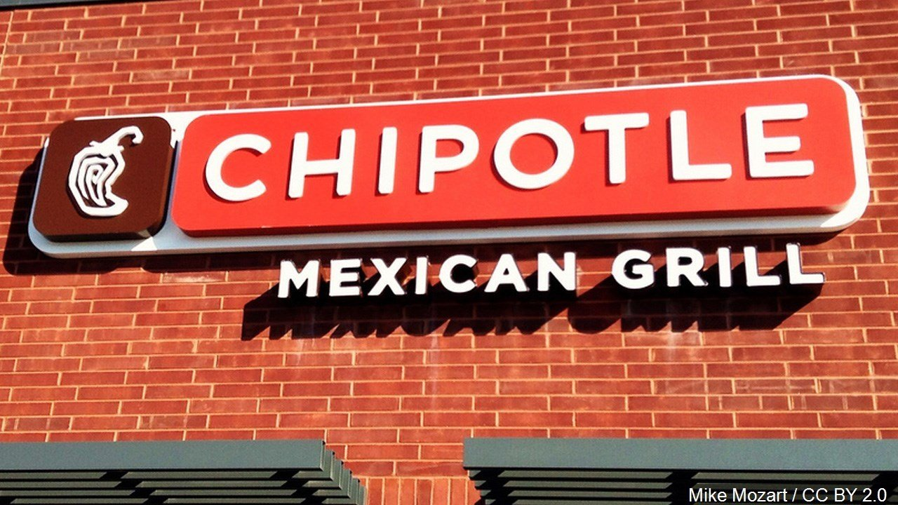 Most Chipotle restaurants hacked with credit card stealing malware