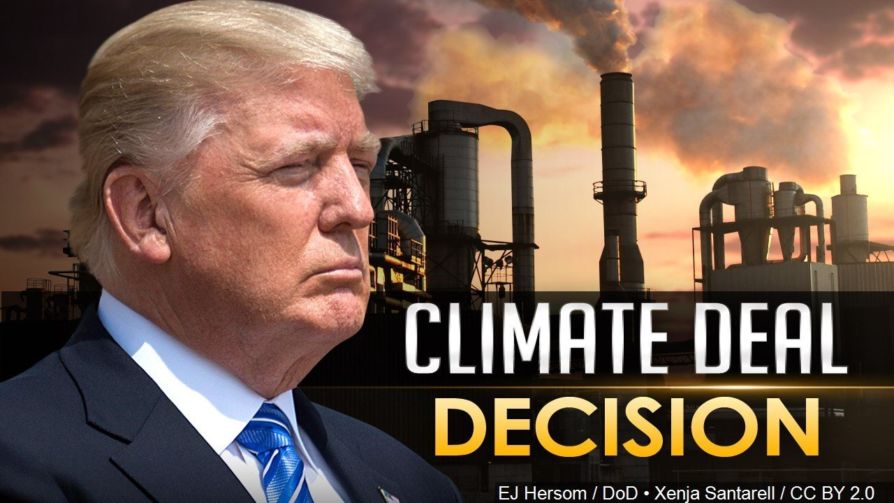 Will Donald Trump withdraw from Paris Climate Agreement?