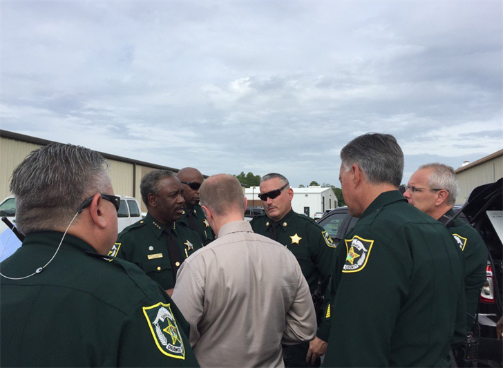 Sheriff: 'Multiple fatalities' in shooting in industrial area near Orlando