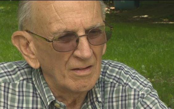 Carl Fortune. Photo courtesy WCAX-TV