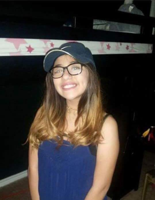 Police are searching for 11 year old Victoria Sofia Casso