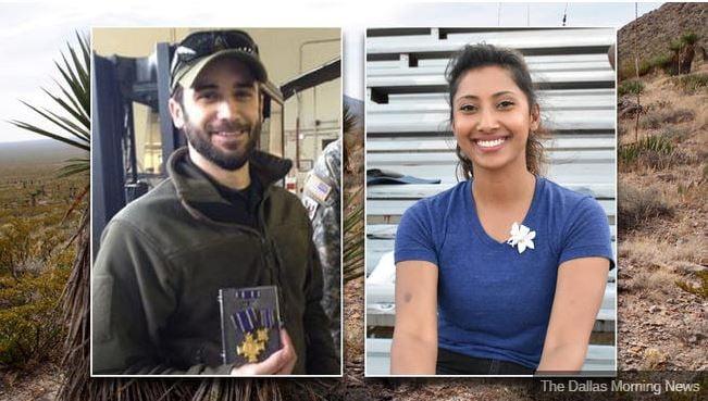 North Dallas High School teacher, husband found dead on New Mexico roadside