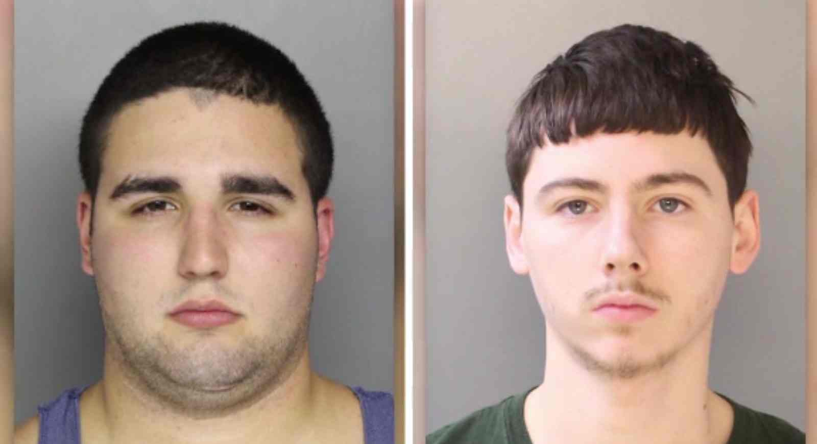 Cosmo DiNardo (left) Sean Kratz (right) Photo Credit: CNN