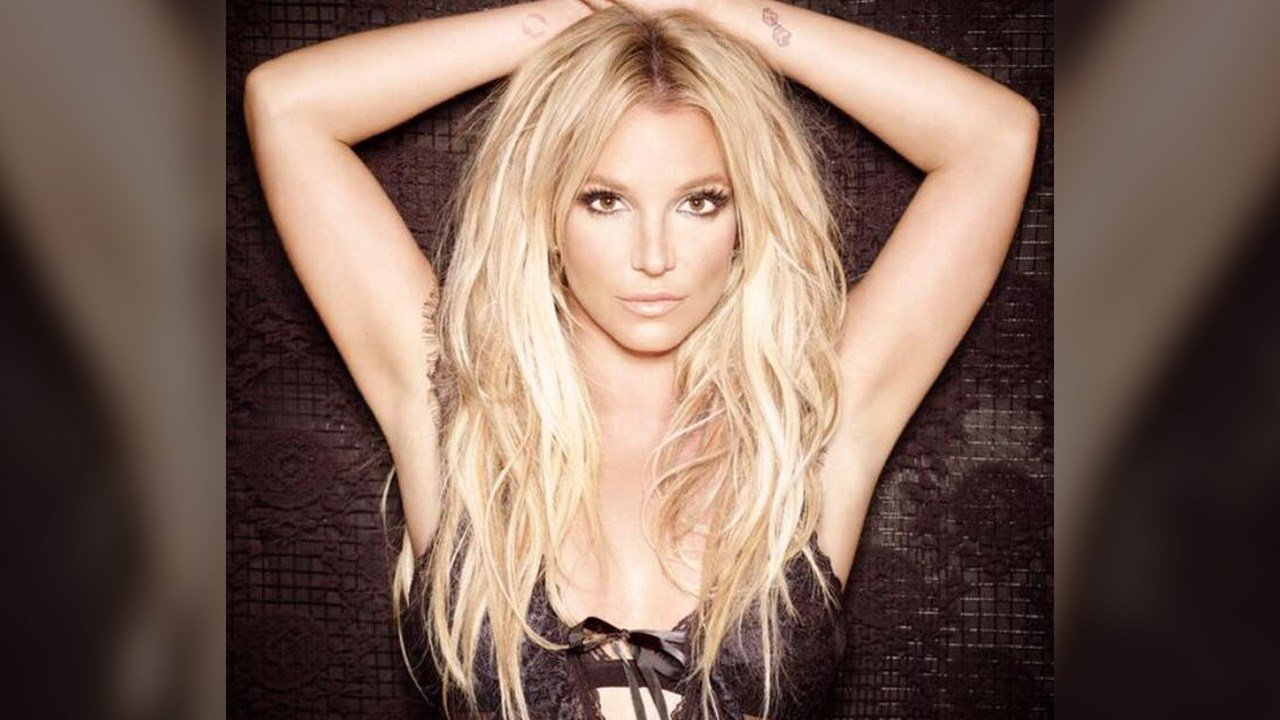 Cropped Photo: Britney Spears / Facebook