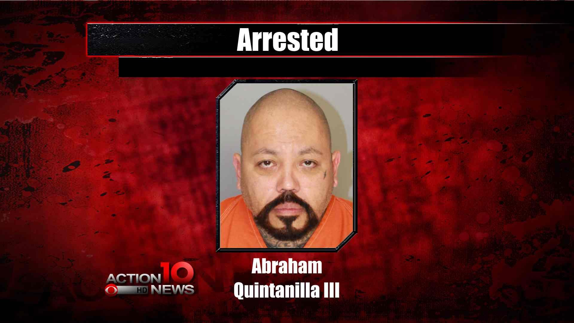 AB Quintanilla, brother of Selena, taken into custody at child support hearing