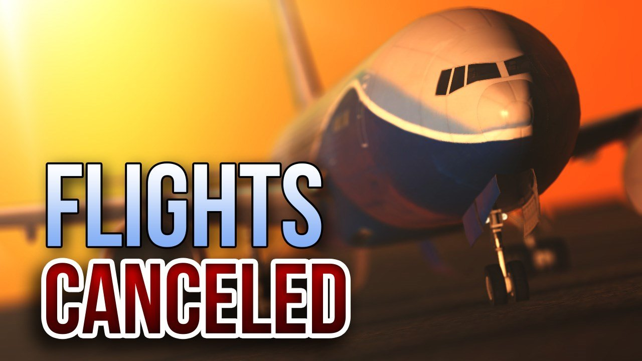Southwest evacuates standed passengers from Houston""