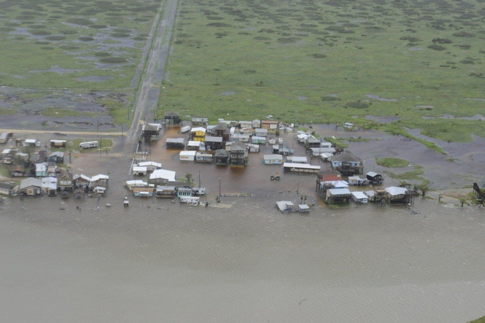Oklahoma National Guard provides relief operations to Texas