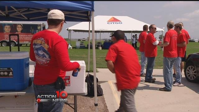 Citgo employees donate time in Rockport