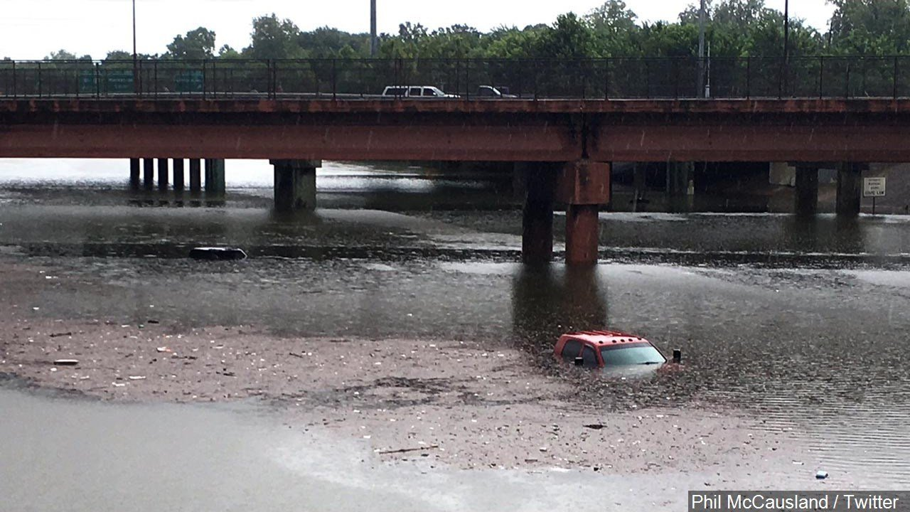 Half million gallons of gas spill along Houston ship channel