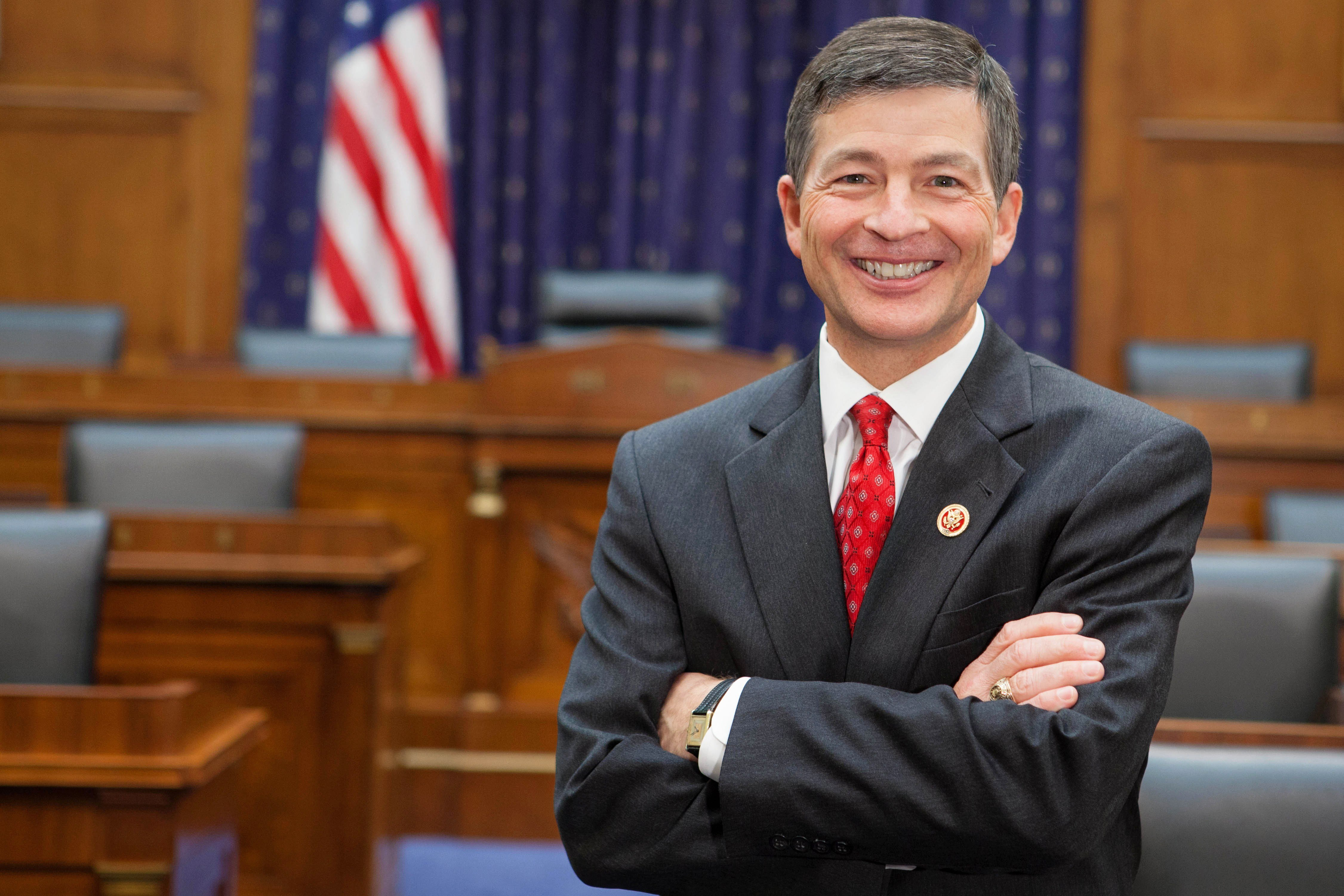 Jeb Hensarling, as seen on his official website. Photo: Jeb Hensarling / U.S. House of Representatives