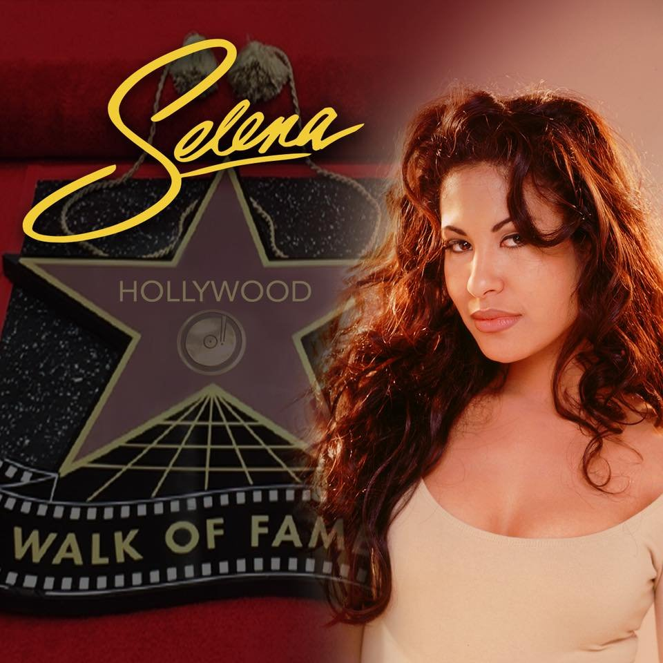 Photo Crsty: Official Selena Facebook page