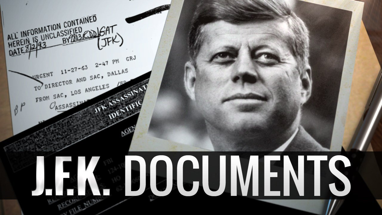 Another slice of JFK assassination documents is released