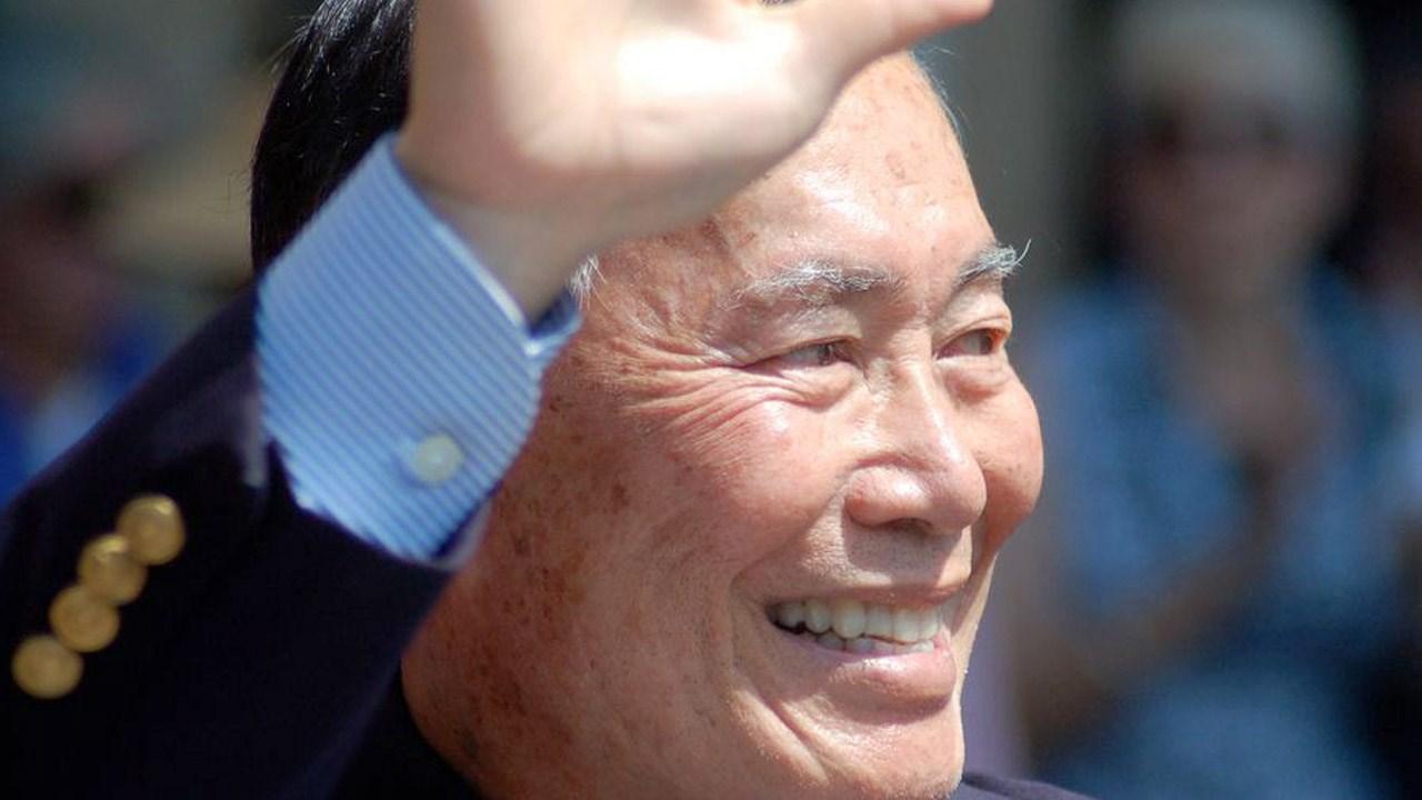 PHOTO: George Takei, Photo Date: September 10, 2012(Angela George / CC BY-SA 3.0)