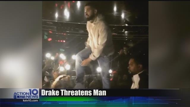 Drake Calls Out Creep Groping A Woman During His Performance