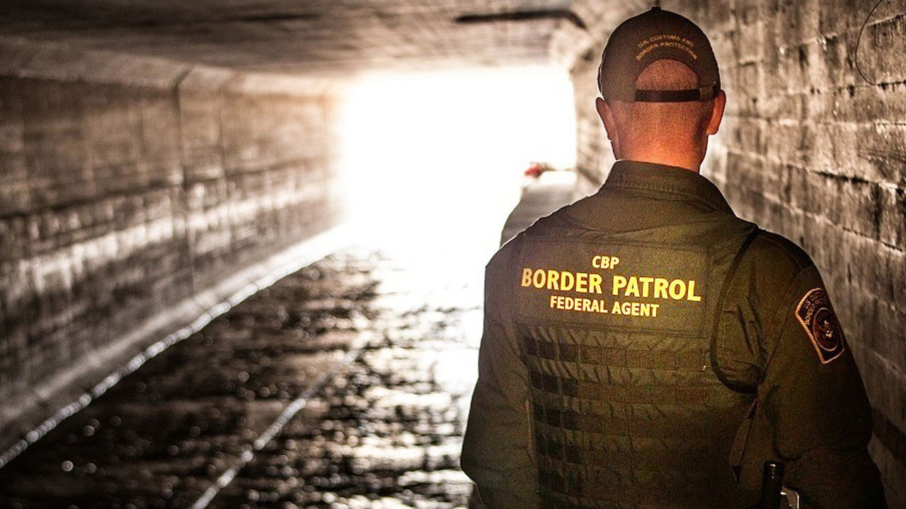 US Border Patrol agent killed while on patrol in Texas
