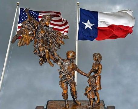 The Price of Liberty / texaswarmemorial.com