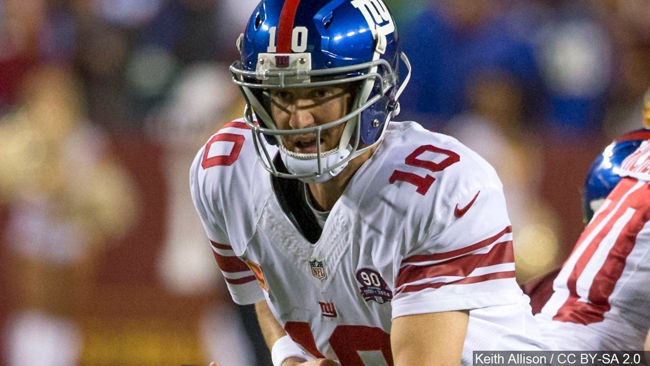 Vegas reveals odds for where Eli Manning will play in 2018