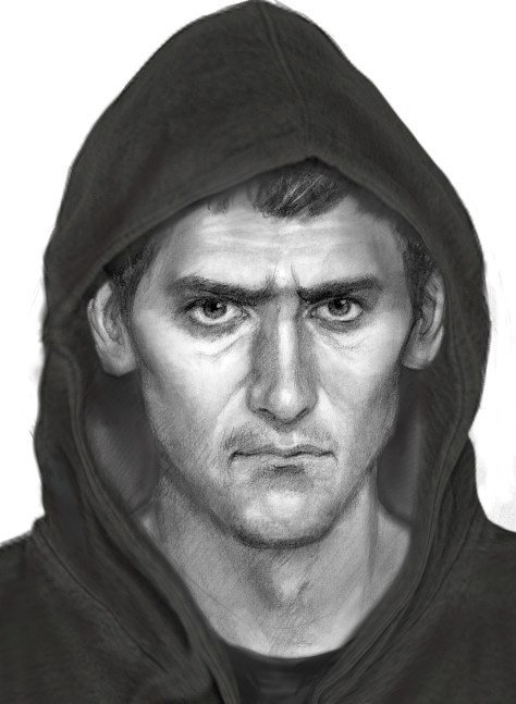 Call 888-TIPS if you've seen this man.