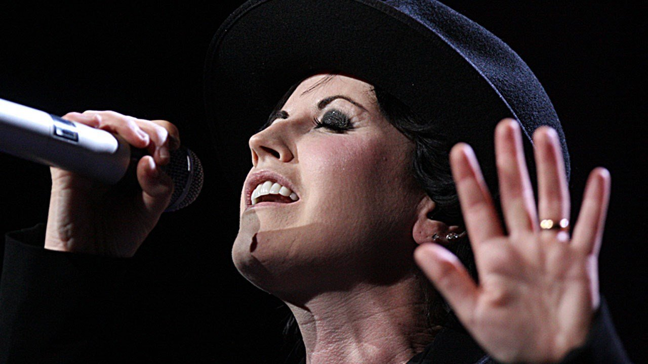 Dolores O'Riordan, Irish musician, singer-songwriter and lead singer of the rock band The Cranberries