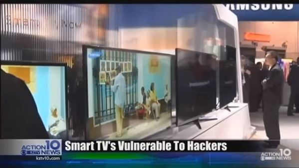 Your smart TV may be vulnerable to hackers