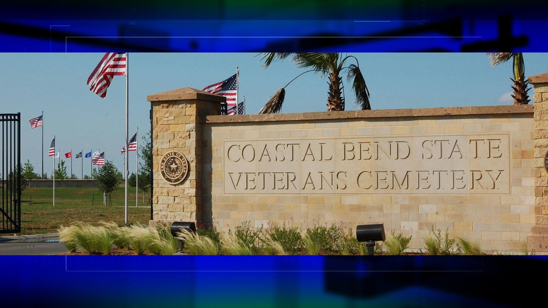 photo from Facebook/Coastal Bend State Veterans Cemetery