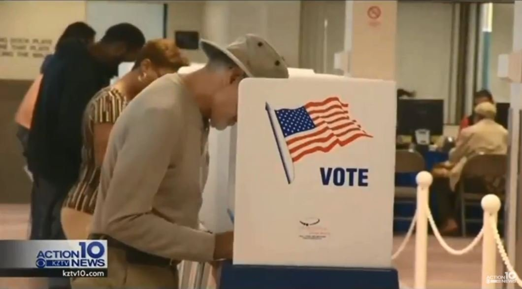 Voters Head to The Polls in First Midterm Primaries
