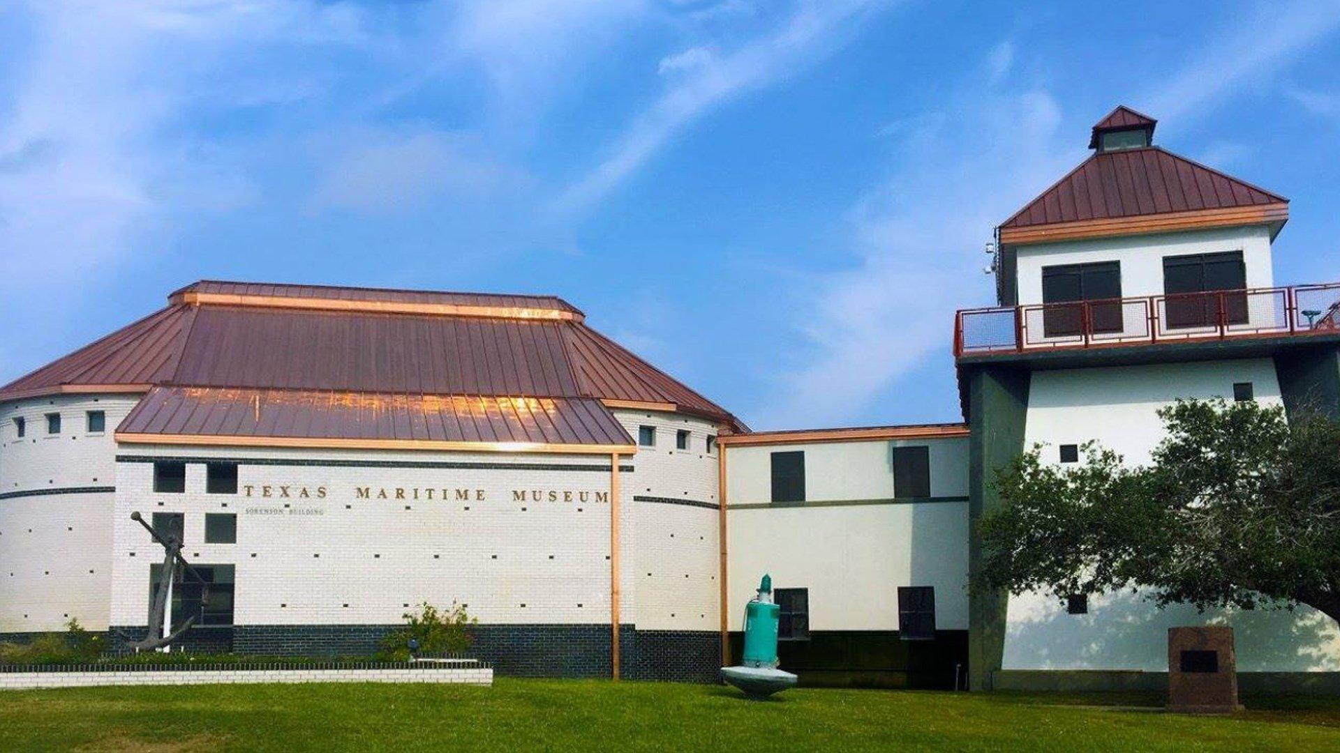 photo:  Facebook/ Texas Maritime Museum