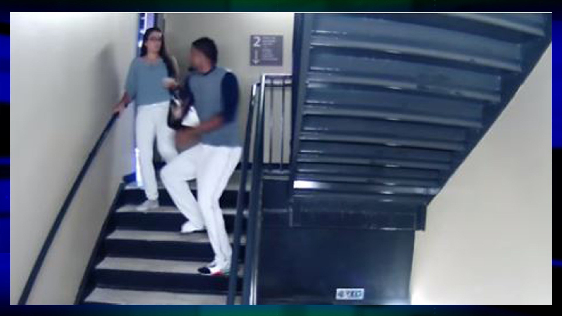 Caught on Camera: Former Astros prospect seen brutally assaulting fiancee