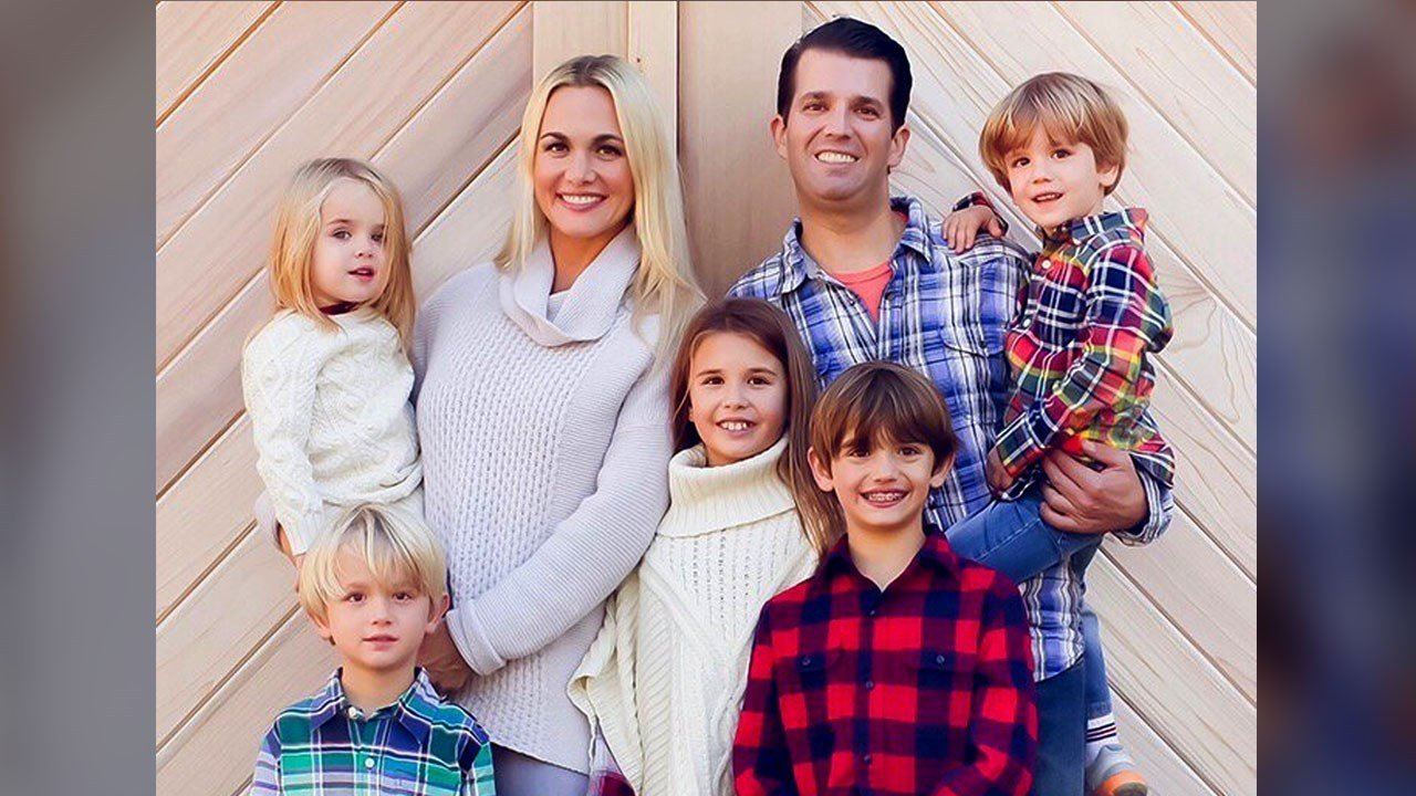 Donald Trump Jr. and his wife, Vanessa, announce separation