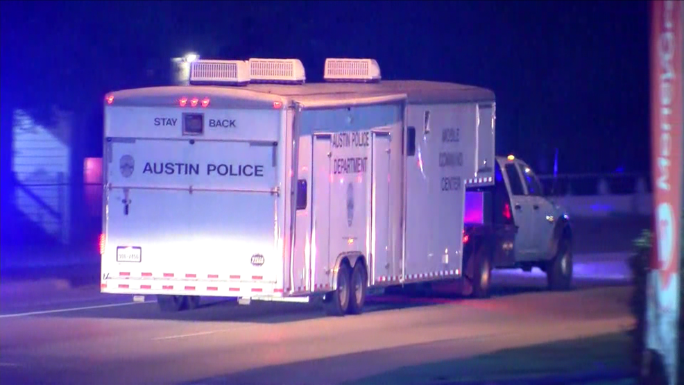 Austin police kill man suspected of firing at officers, injuring 2