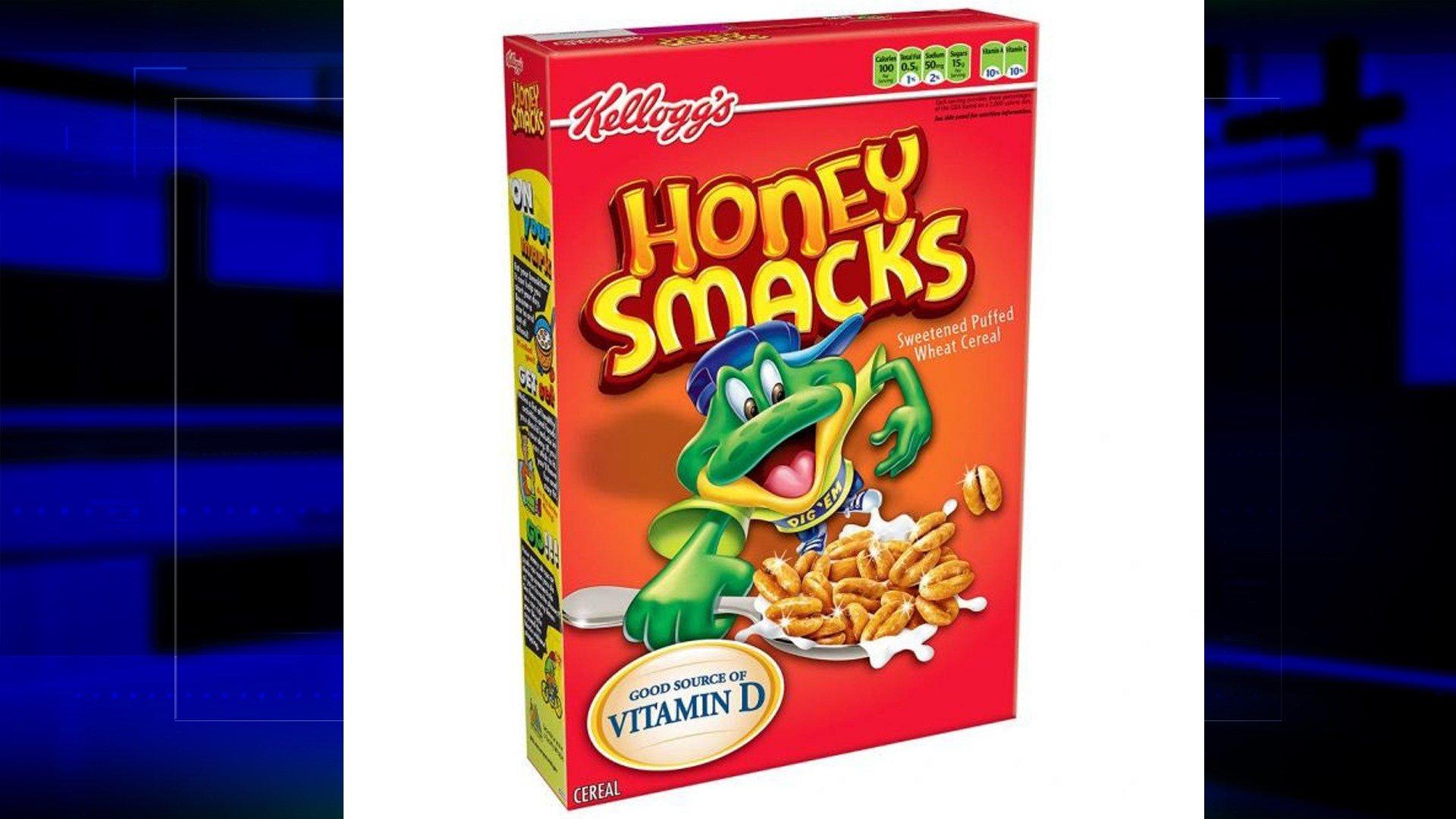 Kellogg's recalls Honeysmacks after a multi-state Salmonella outbreak