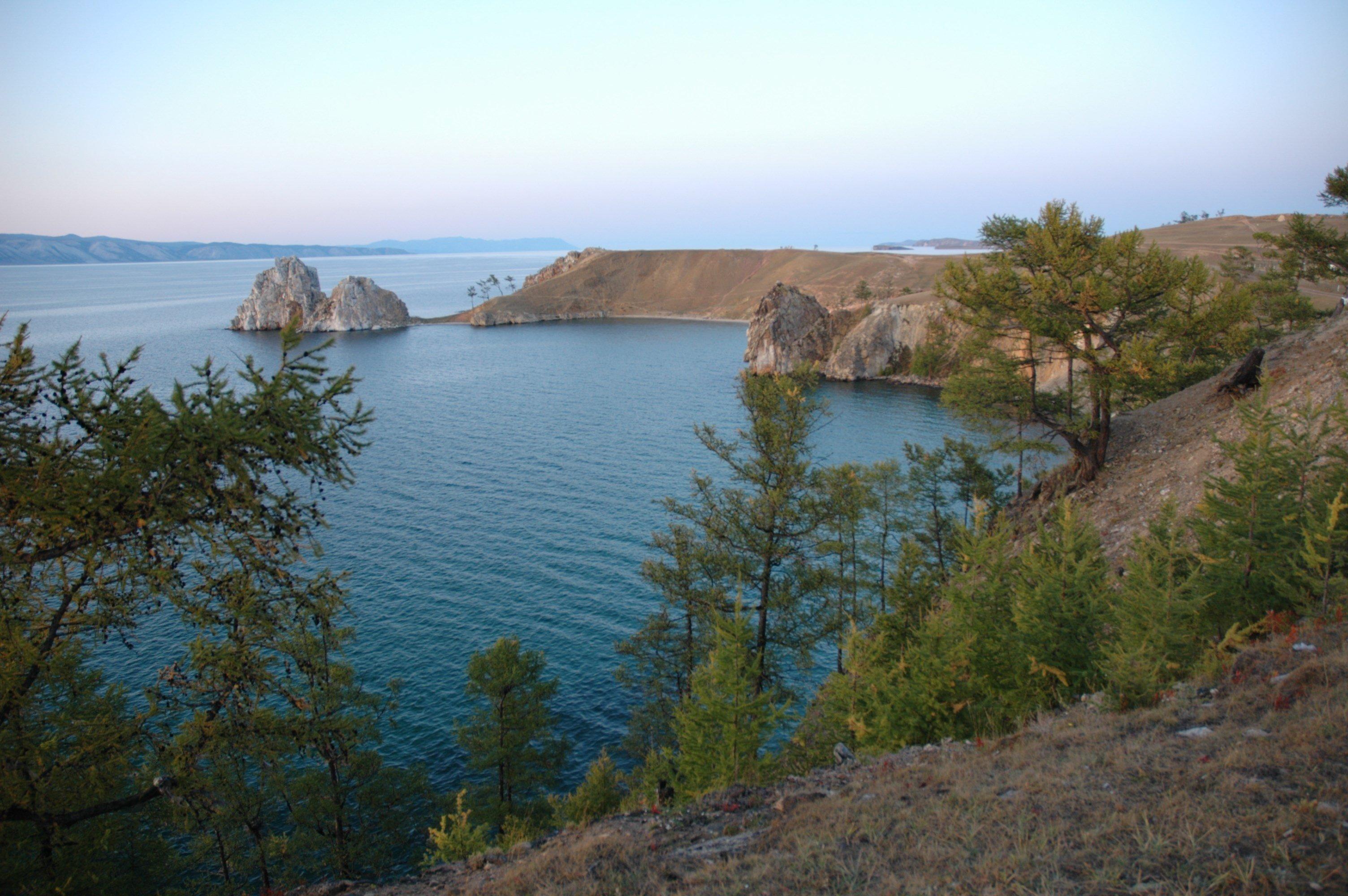Olkhon Island in Khuzhir
