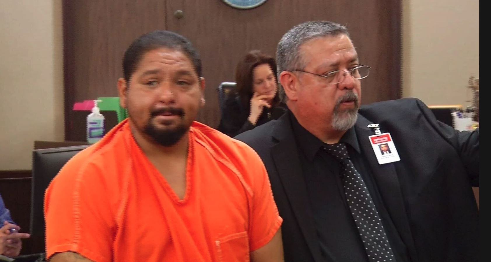Jacob Nunez is accused of killing his former father in law in July of 2017. photo date July 2017
