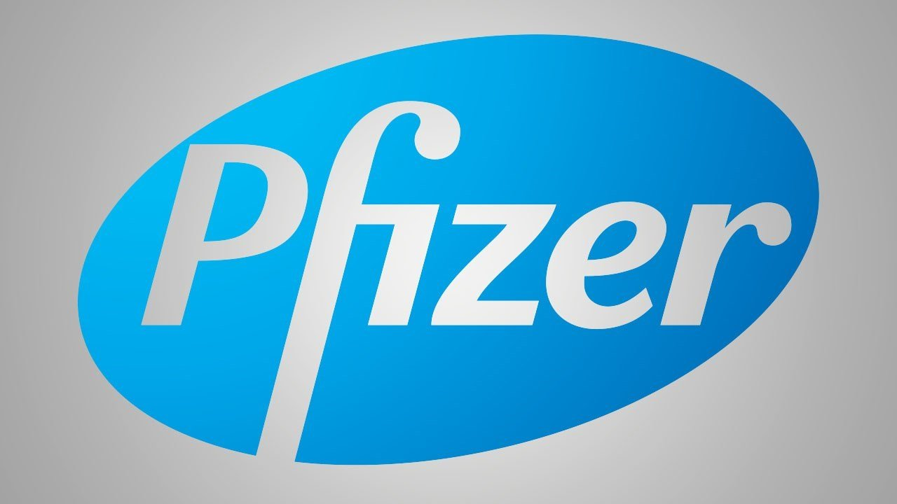 Pfizer logo photo courtesy: MGN Online