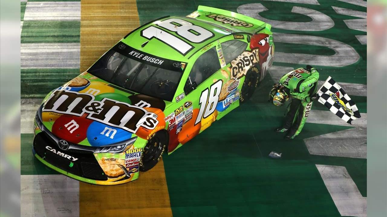 Photo: Lawdermilk / NASCAR