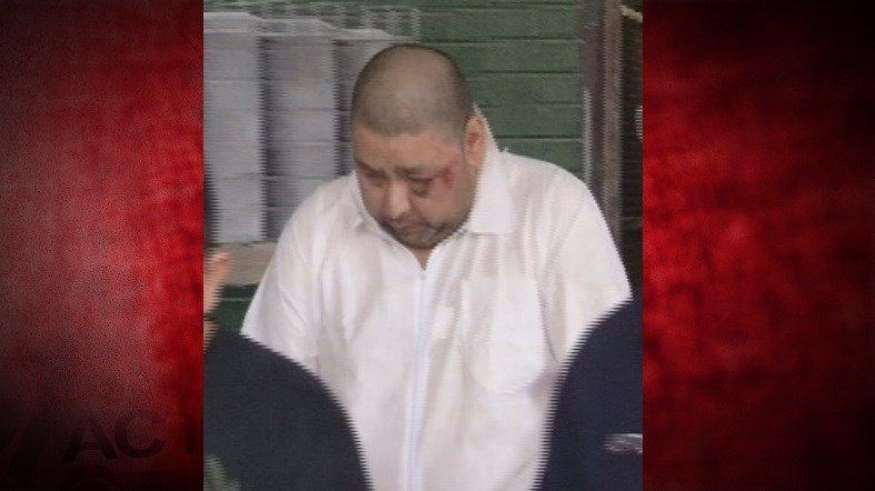 Ray Rosas is accused of shooting three Corpus Christi PD SWAT members serving a narcotics warrant.