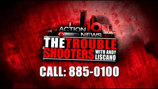 If you have a problem and are willing to speak with us on camera give us a call at 885-0100.