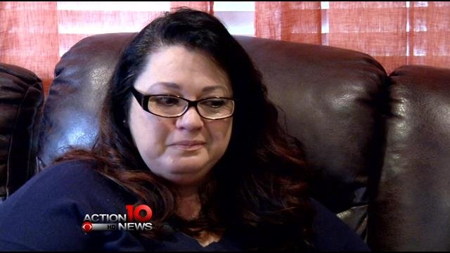 Mary Uribe lives her life in fear after learning her former employers allegedly hired someone to murder her. (KZTV)