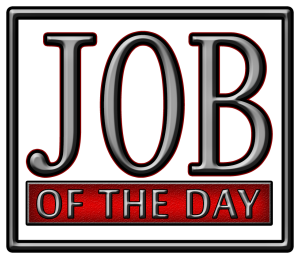 KRIS Communications' Job of the Day hooks you up with employers in the Coastal Bend