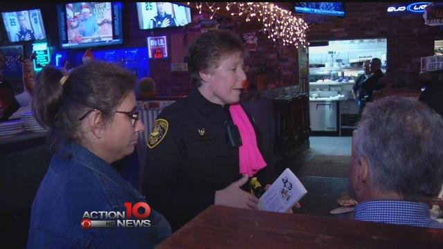 Help our local officers raise money for the Special Olympics Texas. (File Photo)