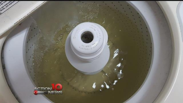 Construction work to blame for yellow tap water - KZTV10.com ...