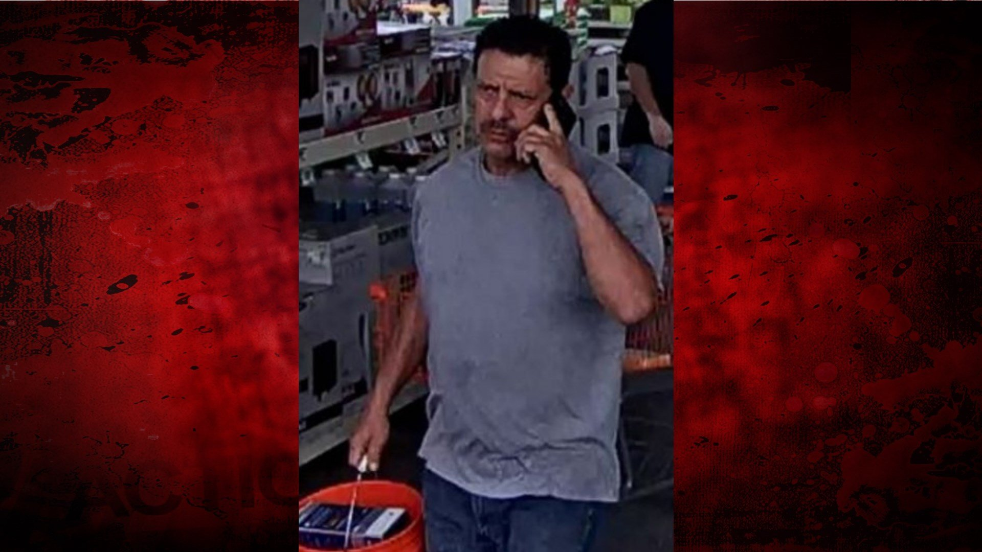 Man accused of several thefts from Home Depot KZTV